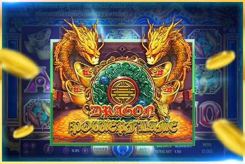 Dragon Power Flame ค่าย SlotXO