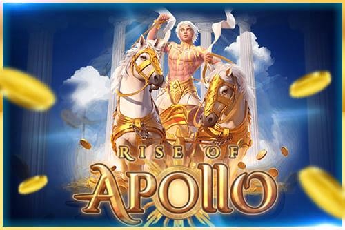 Rise of Apollo ค่าย PG SLOT