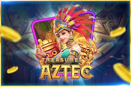 Treasures of Aztec ค่าย PG SLOT